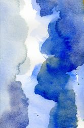 Watercolor texture n1 by andreuccettiart