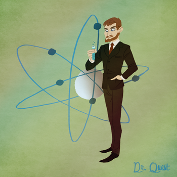 JQ- He Blinded Me with Science by Georgia-O-Queef