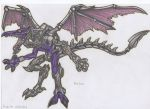 Metal Ridley 2 (color) by stefano-roca