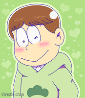 I dream of a Choro with the light brown hair by Kiss-the-Iconist