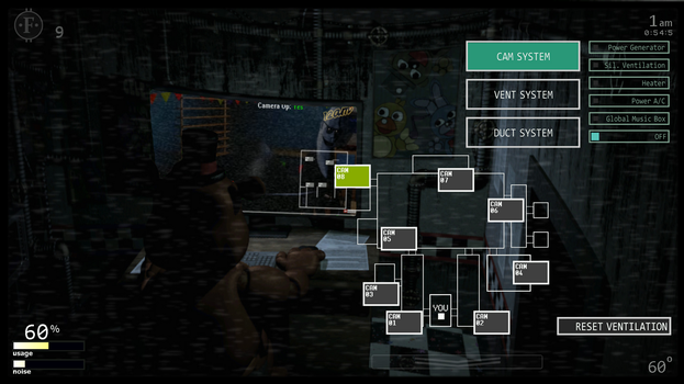 Toy Freddy playing five nights with Mac tonight by AgentPrime