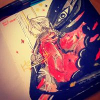 Inktober 2015 3: FMA DAY by jinyjin
