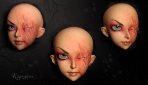 Gama Face-up by keekster