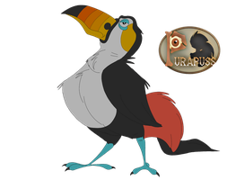 Pokemon of the week - Toucannon