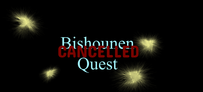 Bishonen Quest (Canceled) by DioJoestar0