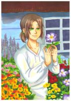APH: In my garden by momofukuu