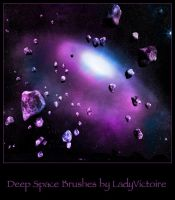 Deep Space 1 by LadyVictoire-Brushes