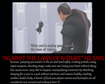 Against The Law by XSamuraiEdgeX
