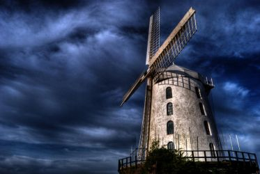blennervile windmill by oeminler
