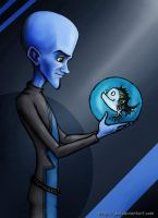 Megamind - His Only Friend by JenL