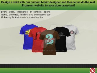 Top Rochester NY Screen Printers - Mrloomy by mrloomy