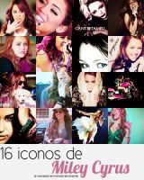 iconsofmiley. by MyloveRobsten