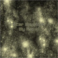 Star brushes v1 by Kettchup