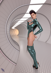 Hex by scifigiant