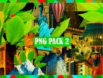 PNG PACK #2 by Alkindii