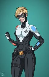 Hot Pursuit (Earth-27) commission by phil-cho
