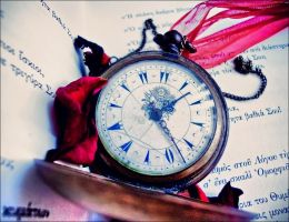 book of time... by Hellenak