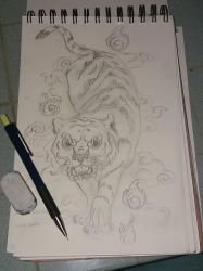 Tiger  by Annica9