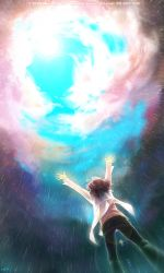 Open up the Sky by yuumei