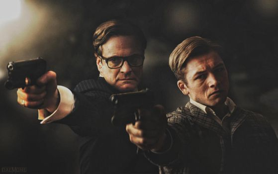 Kingsman:Hartwin by Daemone-A