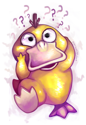 Psyduck by EverlastingDerp