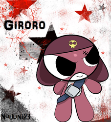 Giroro by Noulin123