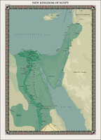 HAoE: New Kingdom of Egypt by zalezsky