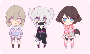 soft adoptables - open - ota by lol-adopts