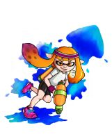 Splatoon! by muzayka