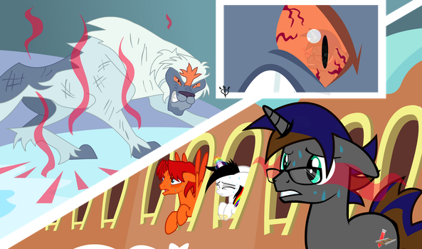 Science Rail Ride Part 15 by Lightning-Bliss