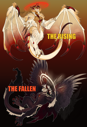Of Angels and Demons by Thalbachin