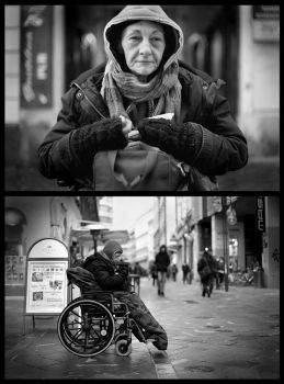 Homeless by janpirnatphoto