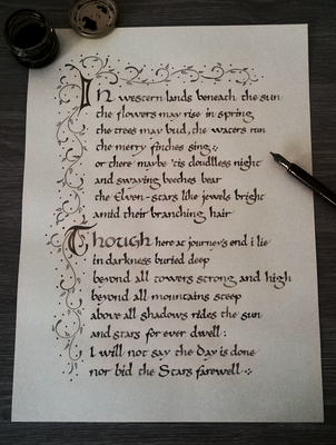 Sam's song in the orc tower by sipho56