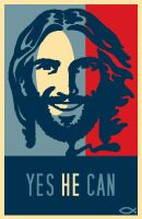 yes HE can by AndySimmons