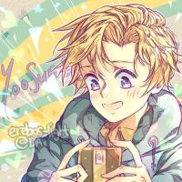 MYSTIC MESSENGER YOOSUNG by erebos-light