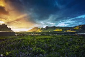 On the other side of the rainbow - Iceland by PatiMakowska