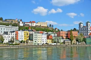 Passau, the city of three rivers by Irondoors
