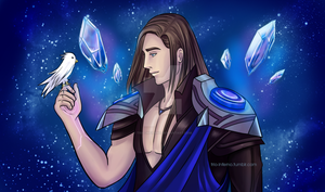 Taric the shield of Valoran by Trio-Infierno