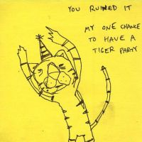 tiger party by havesomehats