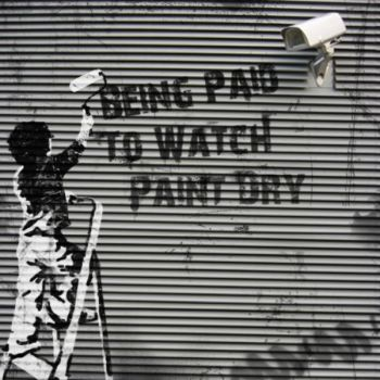 Paid To Watch Paint Dry by RyanhamFTW