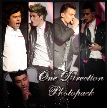 #Photopack One Direction 003 by MoveLikeBiebs