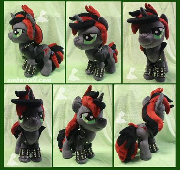 16in OC Ember Dawn by EmberfallPlush