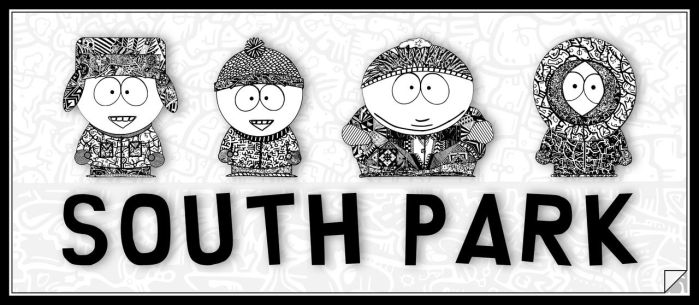 South Park by bakkeby