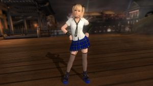 Marie Rose Blizzard Punk by KasumiLovesmods