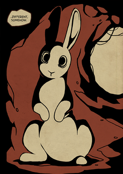 Rabbit Hole - 75 by Detrah