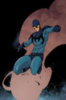 Blue Beetle... by thesealord