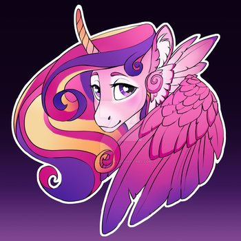 Cadence Button Design by turnipBerry