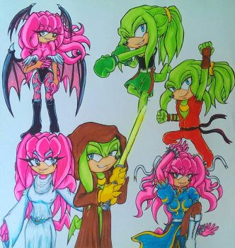 Halloween 2015 - 02 by Sky-The-Echidna