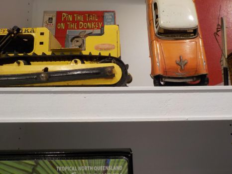 Vintage toys by thoughtengine
