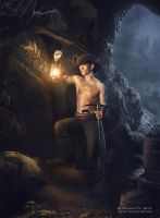 cave of treasures by NM-art